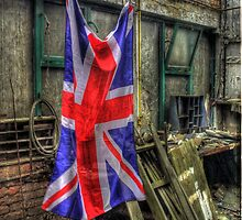 Workshop Patriotism by Chris Hardley