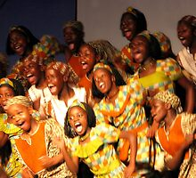 Watoto Children Choir by Olga