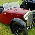 Vintage Austin 7 Sports by buttonpresser