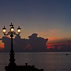 MoBay Sunset #1 by David J Dionne