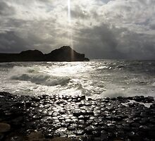 Giant's Causeway by Esther  Moliné