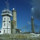 Lighthouse Eckmuehl by marens