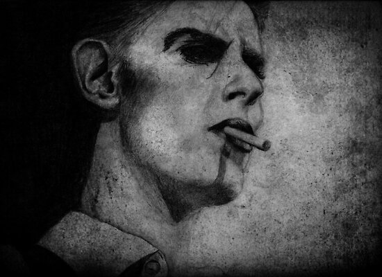 David Bowie by Liis