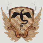 Dragon Heraldry by Eric Weiand
