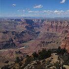 Grand Canyon as seen from Desert View by outcast1