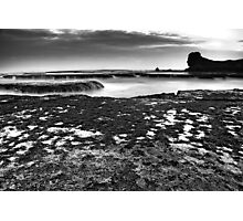 Dawn at Sphinx Rock #1 Photographic Print
