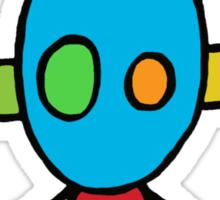 Baby Boy Bot Sticker