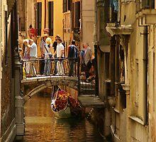 Venezia Calle by Sturmlechner
