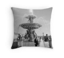 Concorde jap Throw Pillow