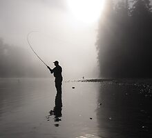Spey Casting by Mike  Kinney