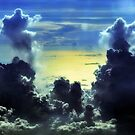 Clouds beauty by Laurent Hunziker