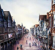 Chester, An English Heritage by LorusMaver