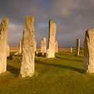 Callanish Stones, Callanish, Isle of Lewis by James Paul