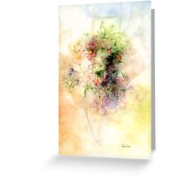 spring  * special order prints: tokikoandersonart@gmail.com Greeting Card
