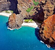 Na Pali Beaches  by Clyde  Smith