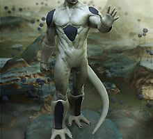 Real Frieza by Michael-Eads