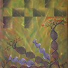 Tree of Life by Violette Grosse