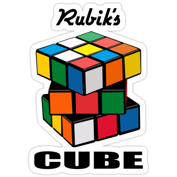 Rubik's Cube by mr-tee