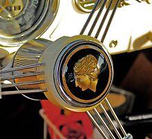 Steering wheel by caafephoto
