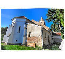 Reformed church I. Poster