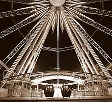 2010 Ferris Wheel by Simon Gottschalk