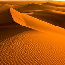 Arabian Sunset by Peter Doré