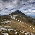 Croagh Patrick view by John Quinn
