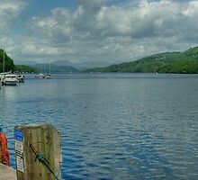 Afternoon on Windermere by VoluntaryRanger