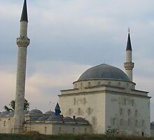 Mosque in Health Complex-Edirne by rasim1