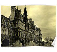 Hotel De Ville Poster
