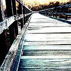 Bridge - Bells Rapids  by DJGPhoto