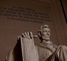 Lincoln by Marmadas