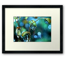 The Threesome Framed Print