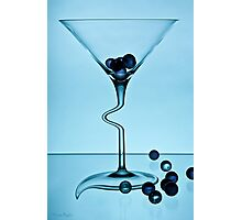 Cocktails with Dali - Print Photographic Print