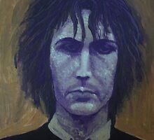 Syd Barrett - Purple by MerrilynW