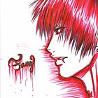 Vampire in Cherry by AngryMarshmallo