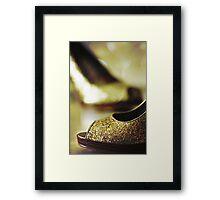 My Magic Shoes Framed Print