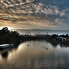 Yarra River Melbourne HDR by Chris Muscat