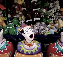 Clowns and Carnivals by DJGPhoto