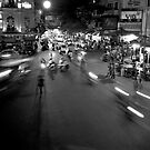 Hanoi: it&#x27;s all a blur! by docophoto