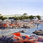 Australian Scenes by Joe Cartwright