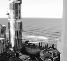 Surfers Paradise by Chris Begg