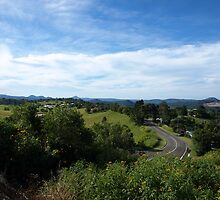 SUNSHINE COAST HINTERLAND by Colin Van Der Heide