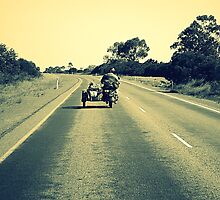 On  the road again #3 by liaimages