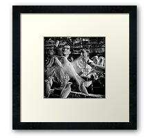 I Know Why the Caged Bird Sings Framed Print
