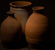 Pottery by Regenia Brabham