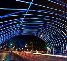 Vivid Sydney 2010 - Macquarie Street by MiImages
