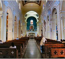 ROMAN CATHLOLIC CHURCK IN SRI LANKA. by ronsaunders47