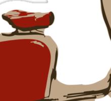 Lambretta for Two Sticker