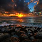 Fingal Heads by Chris Lofqvist